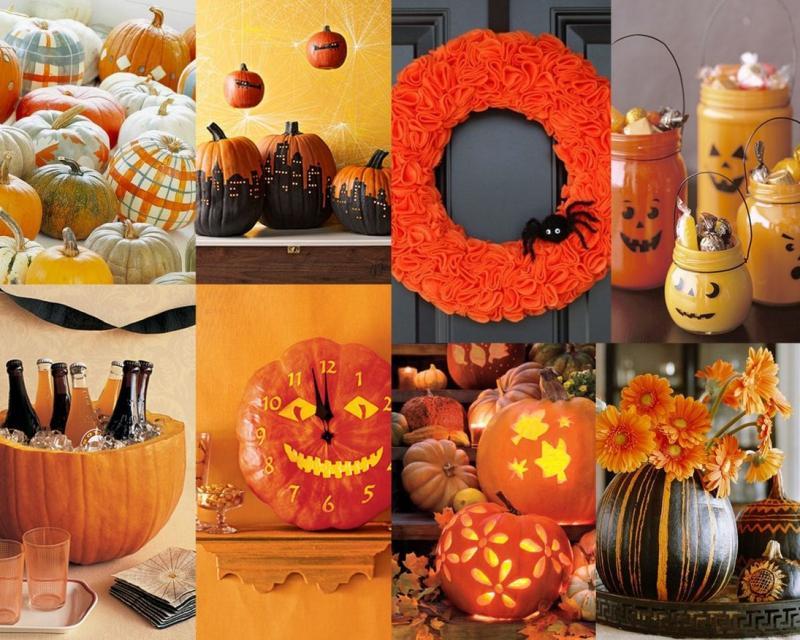 Как украсить магазин к Хэллоуину — простые фото-идеи для бизнеса