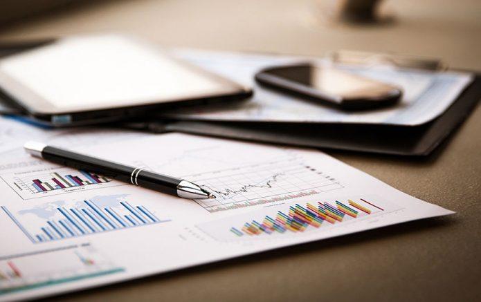 ручка и графики