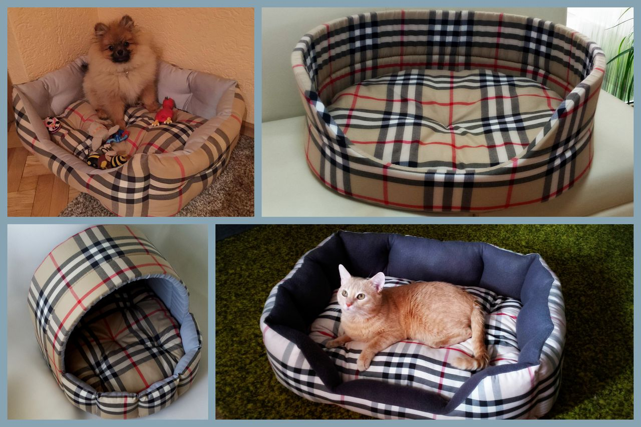 Лежаки для кошек своими руками выкройки фото