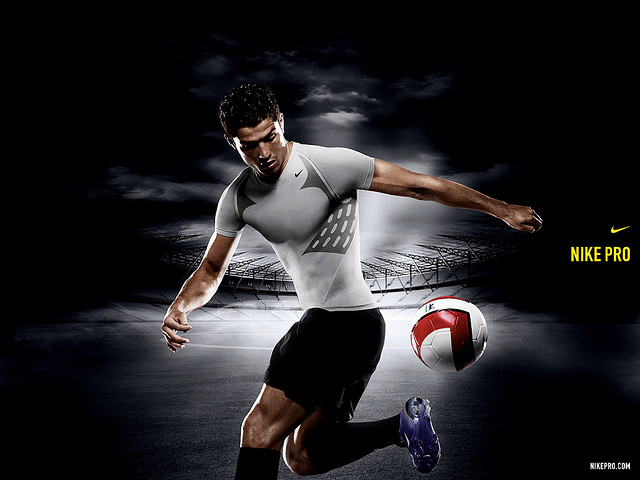 Роналду в рекламе Nice Pro