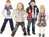 дети в одежде