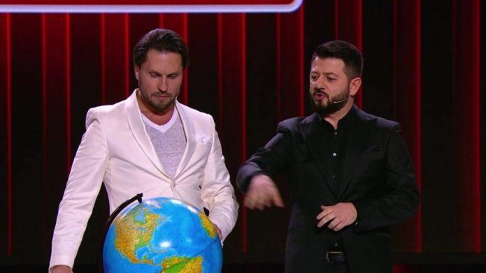 Михаил Галустян в Comedy Club