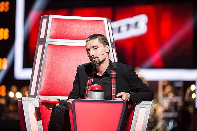 Дима Билан на шоу «Голос»
