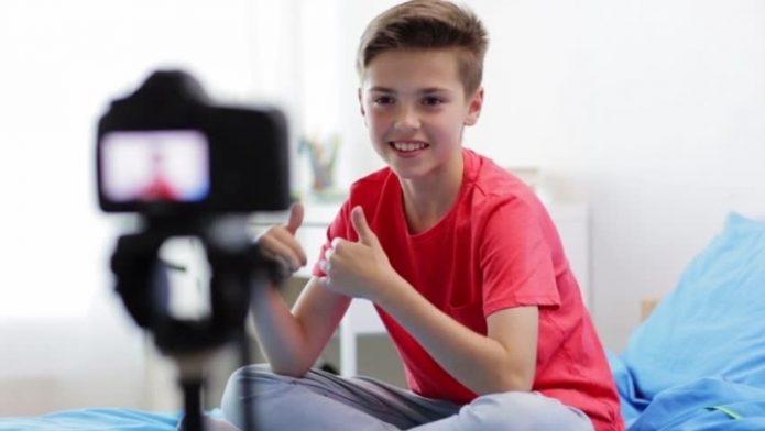 «Блогеры дети»
