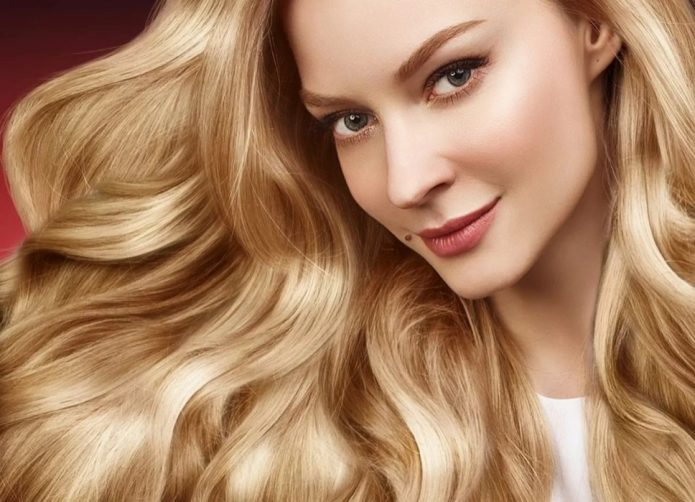 Ходченкова в рекламе