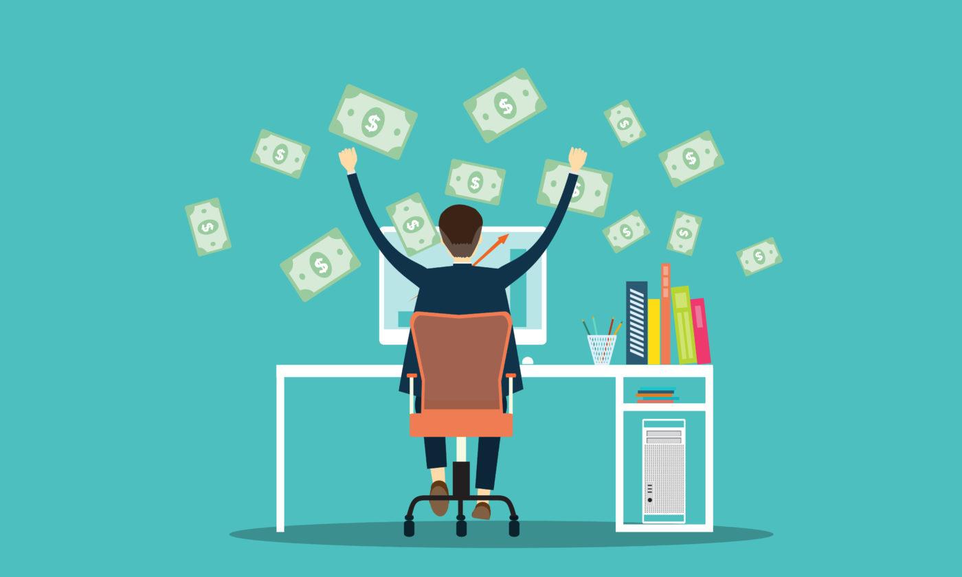 Как заработать в интернете с вложением денег — 5 эффективных способов