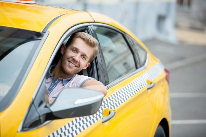 Работа таксистом