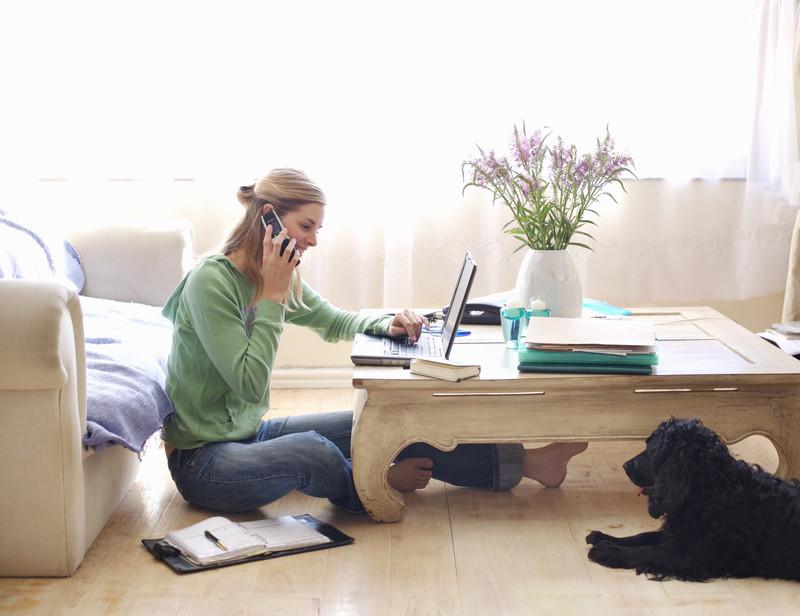 Бизнес в квартире: как разбогатеть, не выходя из дома