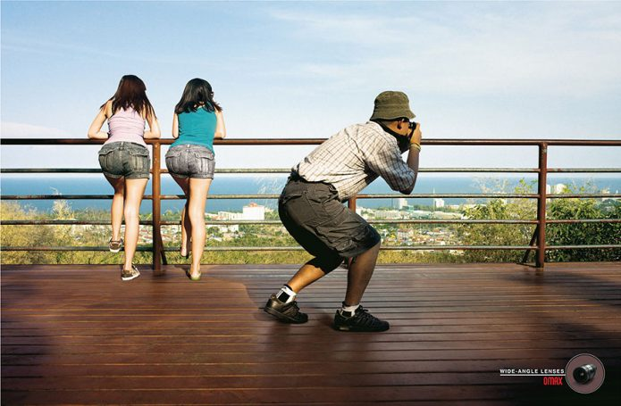 смешная реклама фотоаппарата