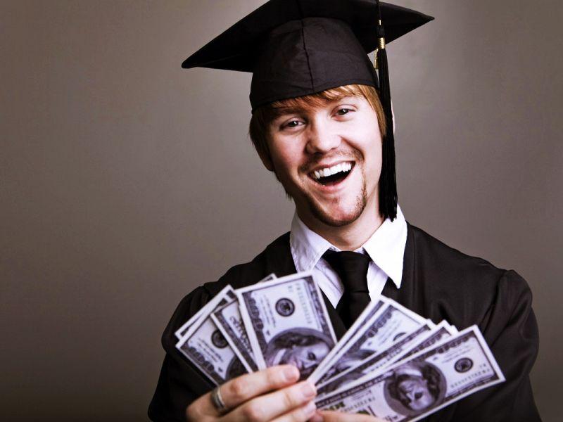 Как перестать быть бедным студентом и заработать деньги, учась в институте