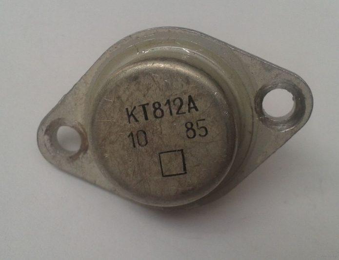 Транзистор КТ-812