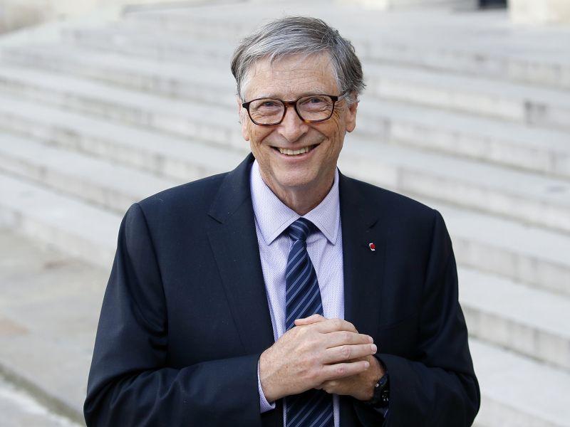 Сколько зарабатывает Билл Гейтс: реальные сведения о состоянии бизнесмена