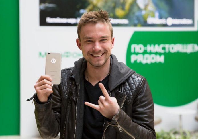 Александр Петров в рекламе
