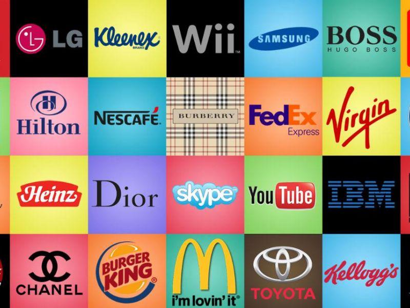 Тест на знание логотипов мировых брендов