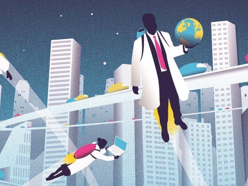 Какая профессия будущего вам подойдёт: тест
