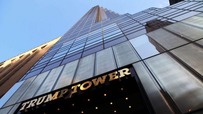Башня Трампа