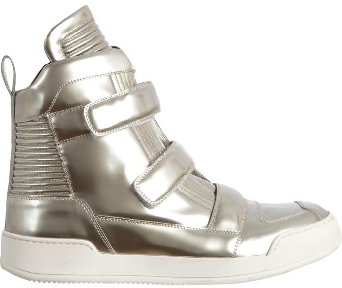 Balmain High-Top and Double Strap
