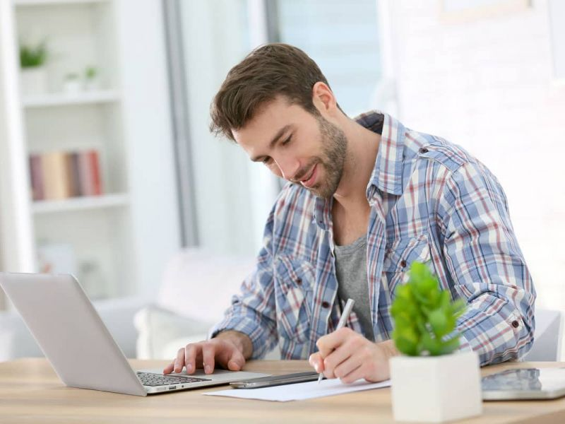 Работа на дому от 1000 рублей в день: лучшие варианты