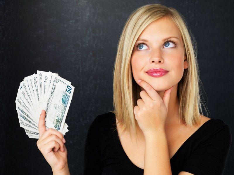 Любят ли вас деньги: интересный тест