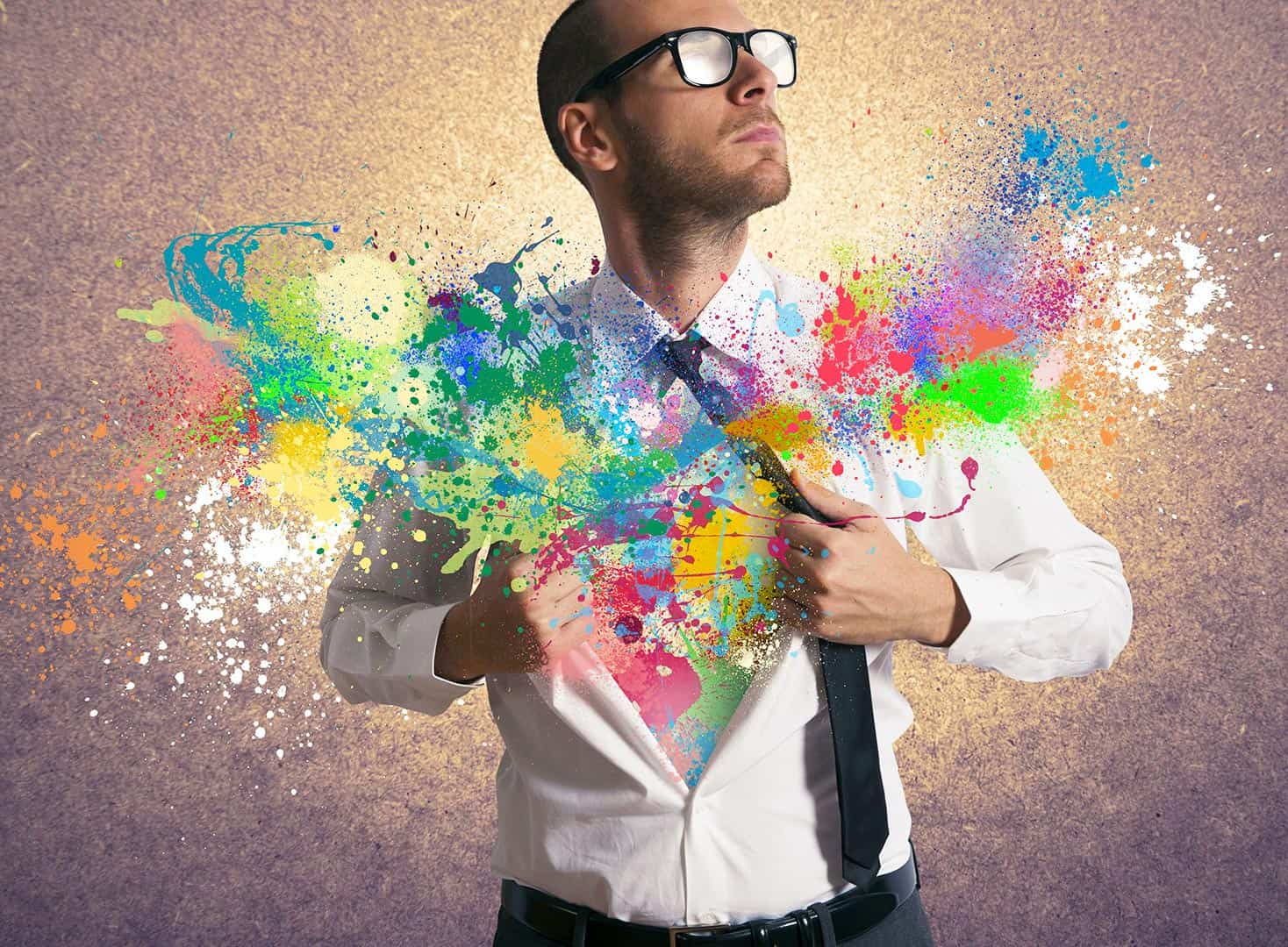 Творческая личность или типичный потребитель: интересный тест