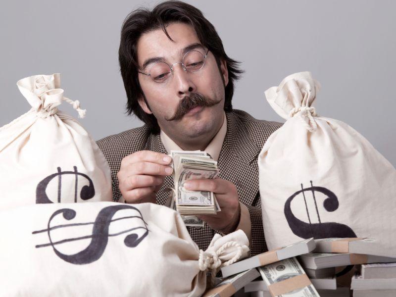 Любимцы фортуны, или У кого в России самые большие зарплаты