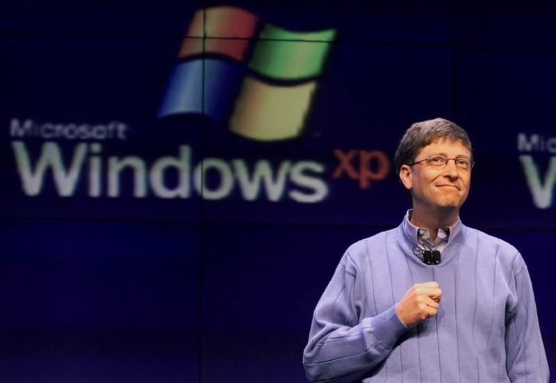 Стоимость акций Microsoft вернула Билла Гейтса на второе место богатейших людей мира