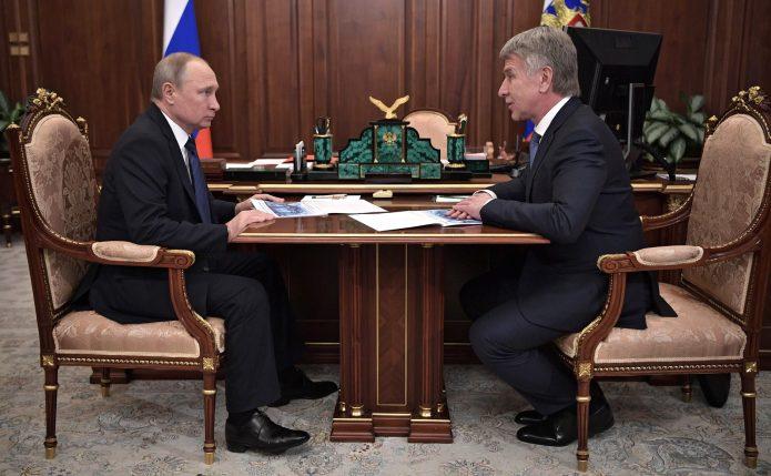 Михельсон и Путин