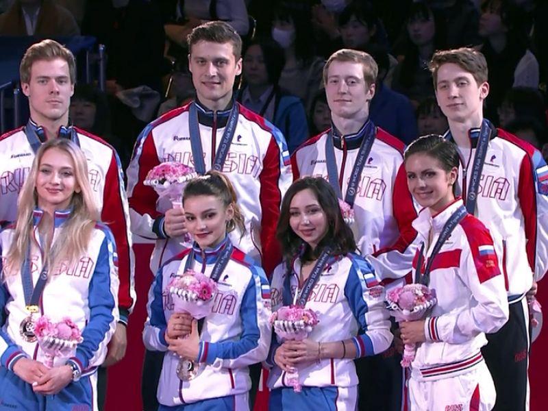 Сколько получают фигуристы сборной России: примеры
