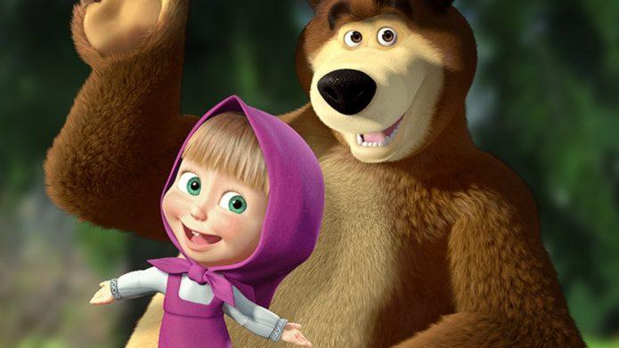 Проект «Маша и медведь»