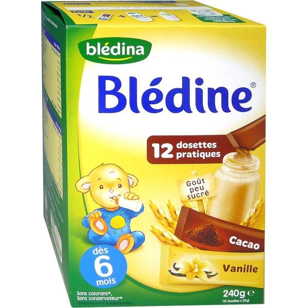 Детское молоко Bledina
