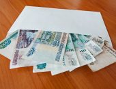деньги в конвертах
