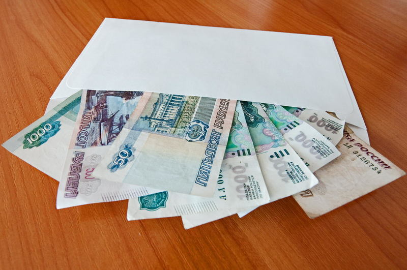 Почти треть россиян получают «серые» доходы
