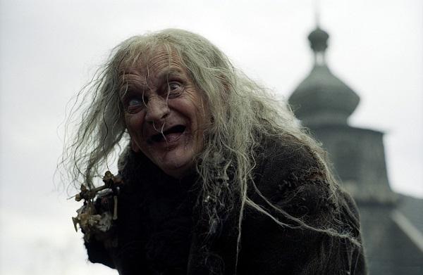 Страшная старуха