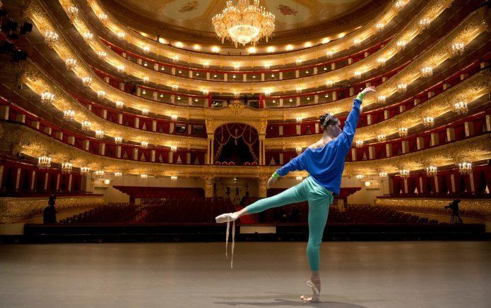 Прима-балерина