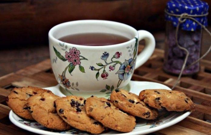 Печенье к чаю