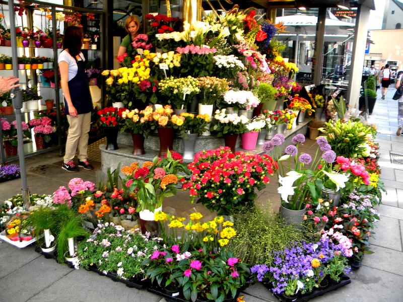 Топ-10 востребованных цветов на рынке флористической продукции