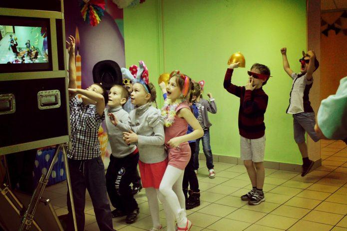 Студия видеоразвлечений Sugar Dance