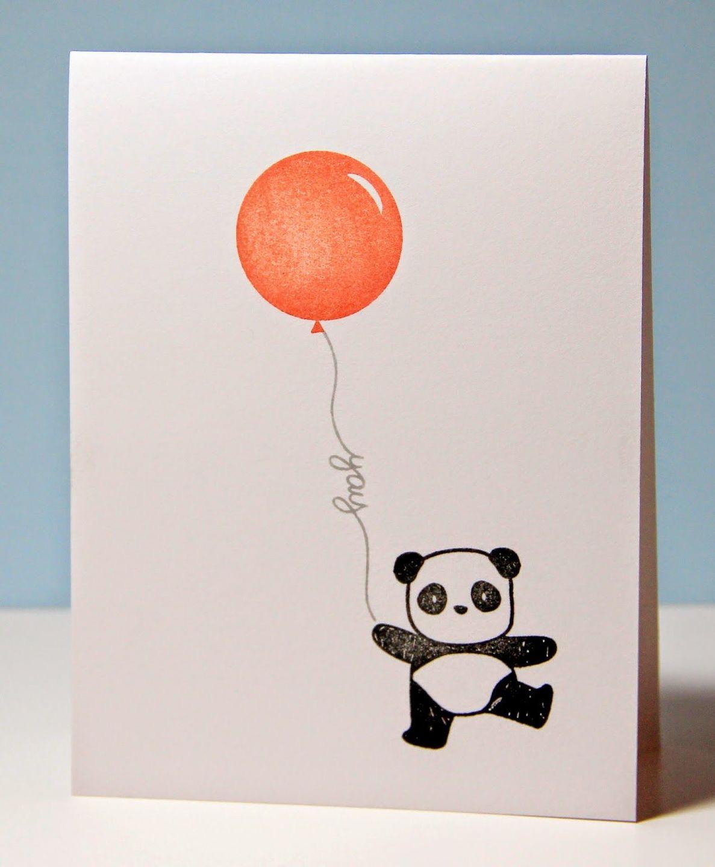 Модные, нарисованные открытки на день рождения своими руками