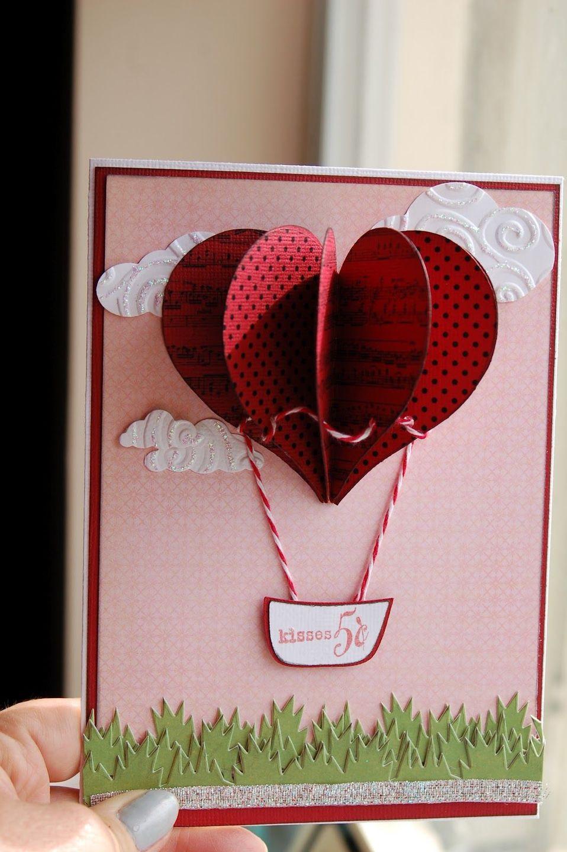 Февраля, открытки своими руками на валентина