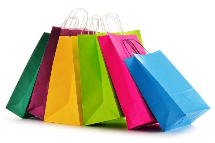 Пакеты для покупок
