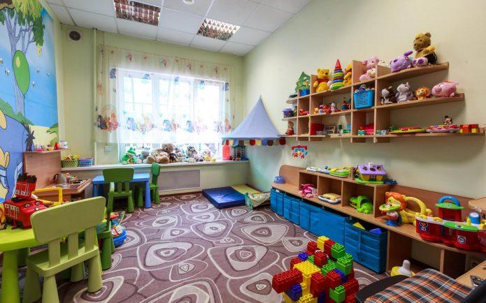 Группа частного детского сада