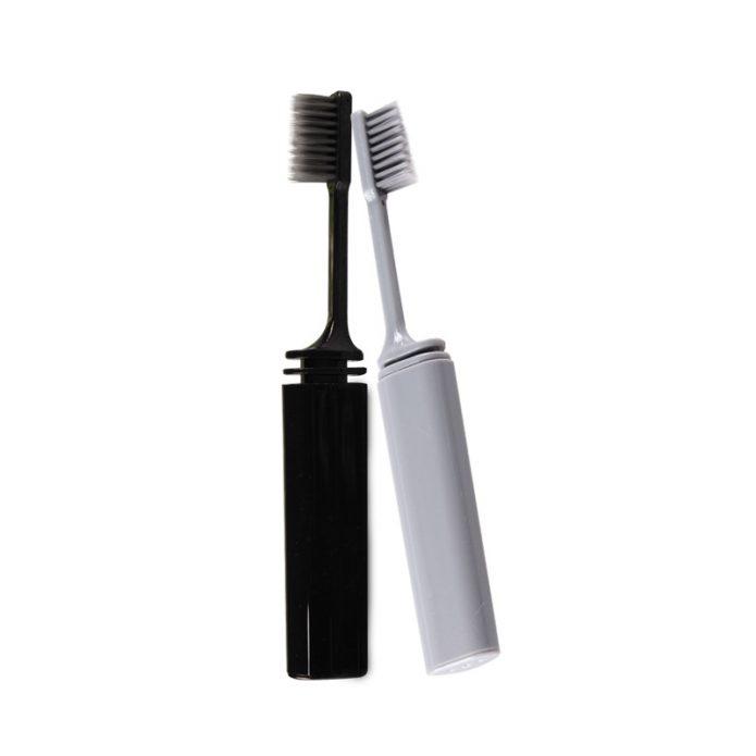 Складная зубная щётка