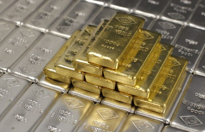 Покупка золота или серебра