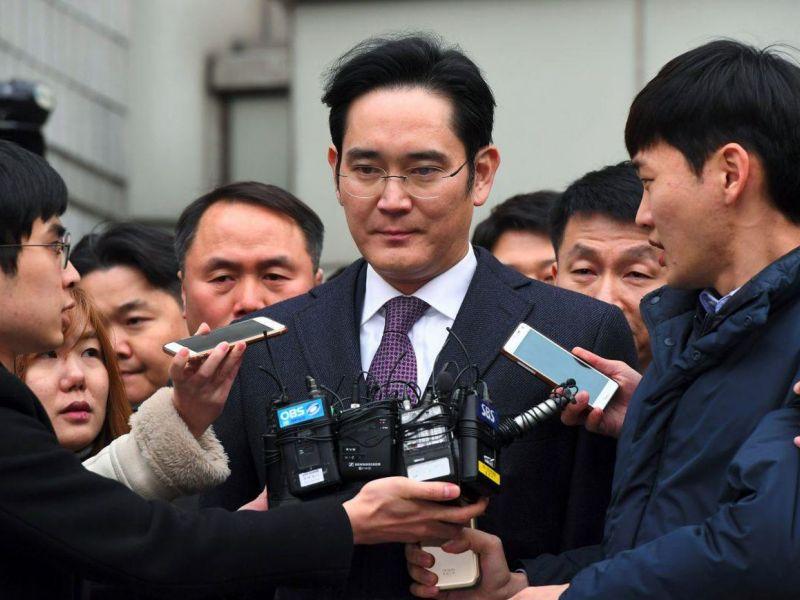 Самые богатые люди Южной Кореи