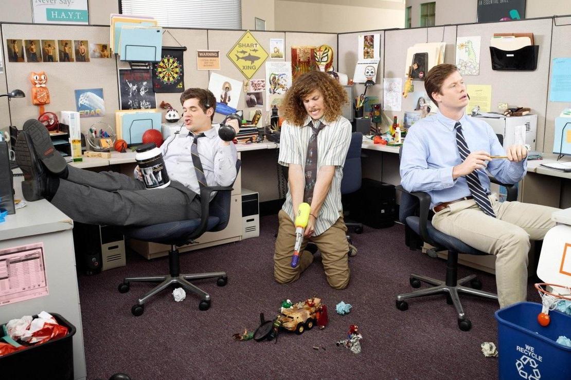 Смешные фото работников