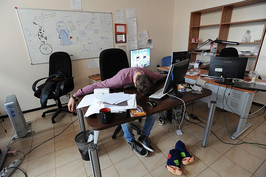 Смешные картинки в офисе, новогодние