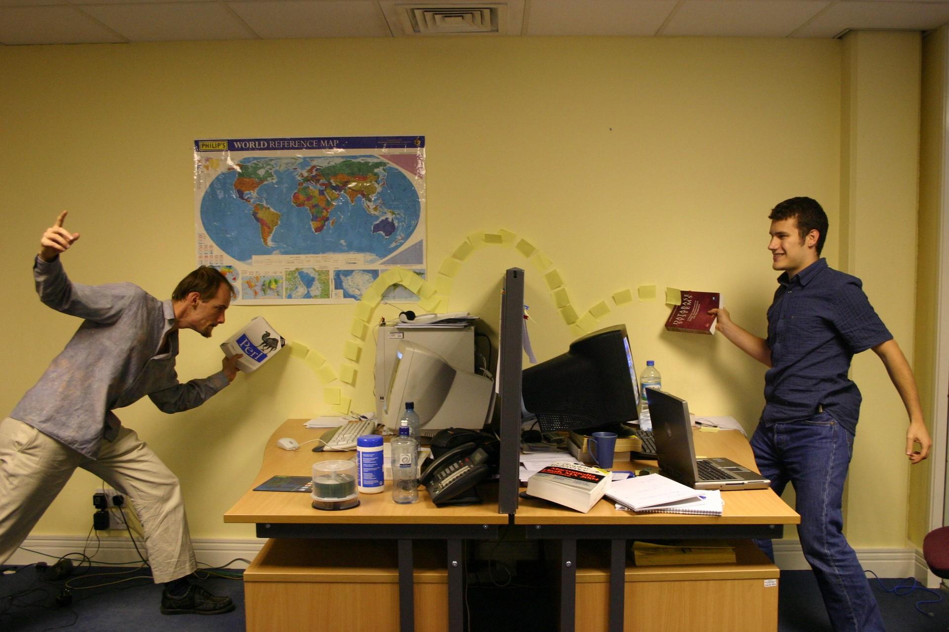 Картинки, смешные картинки в офисе