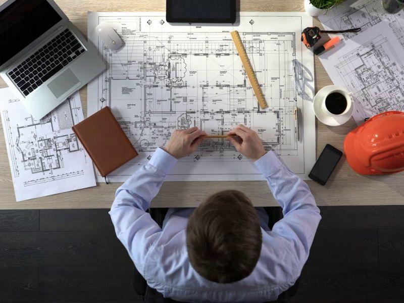 Сколько получают архитекторы в России