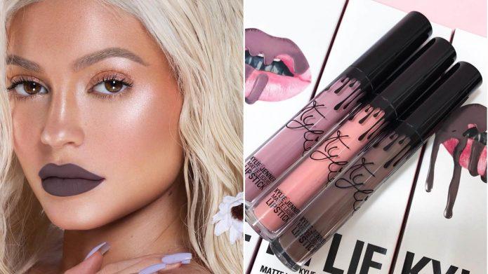 Компания «Kylie Cosmetics»